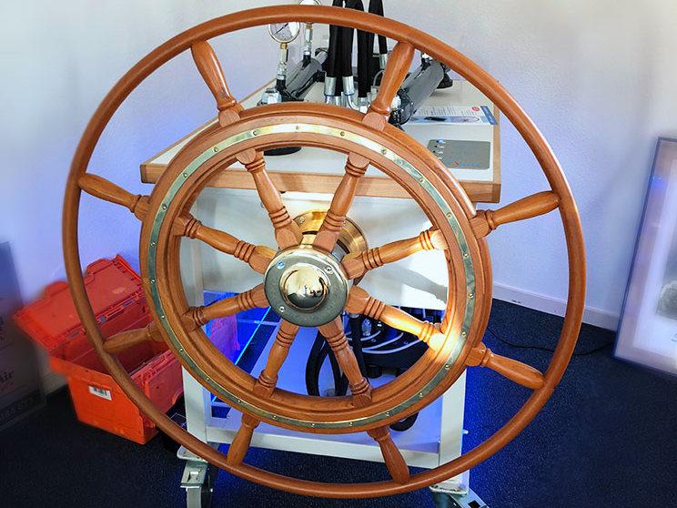 SailXpert High Pressure stuurpomp