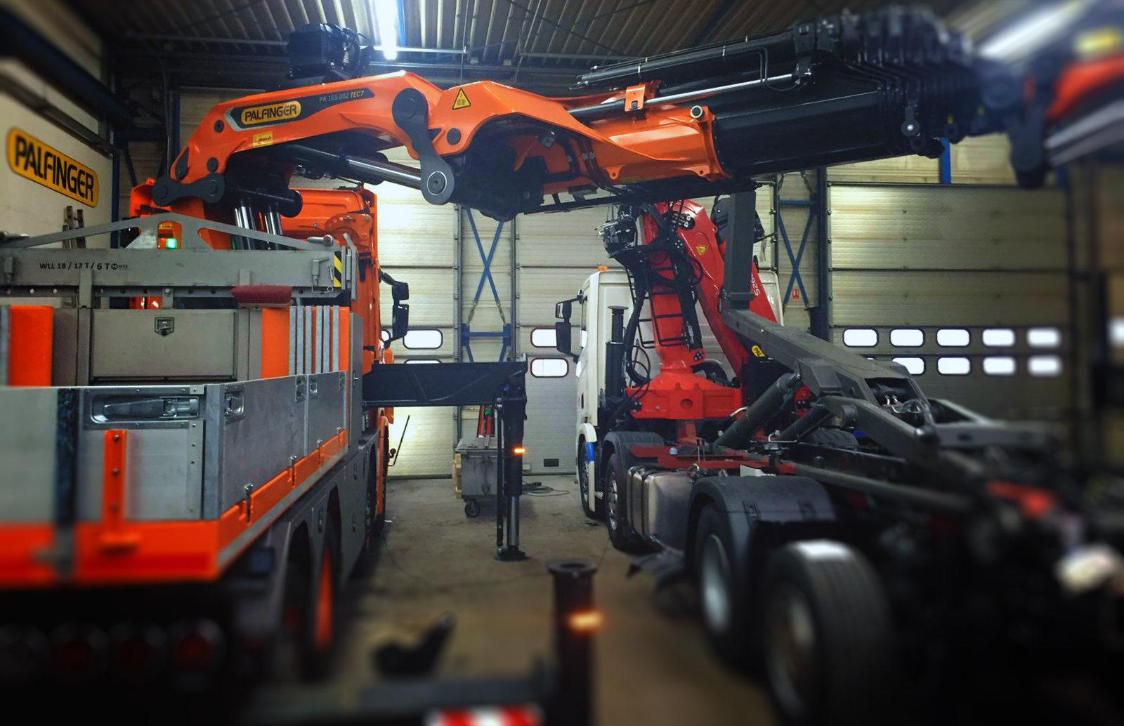 Rijkhoff - gemodificeerd chassis