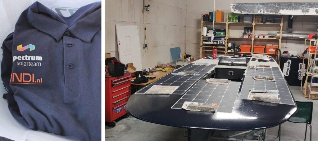 Spectrum Solarteam boot