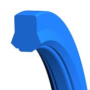 De 657 Hallite ring voor het afdichten van SAE-flensen
