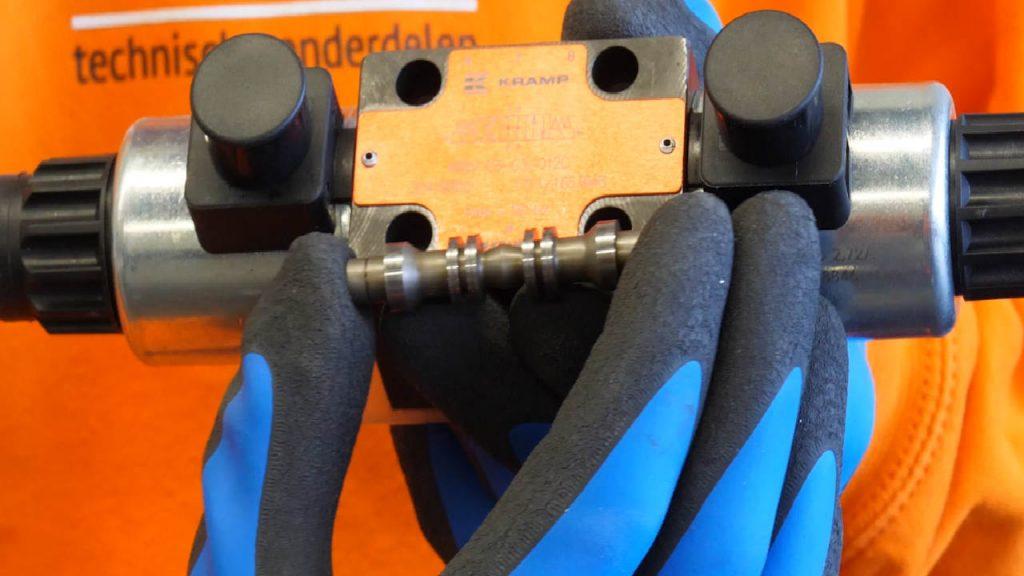 CWTOP-ventiel en plunjer